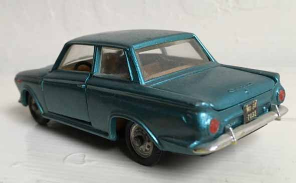Diecast Ford Cortina Models